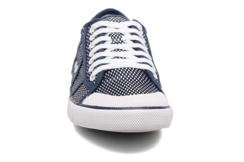 Sneaker TBS Violay blau schuhe getragen