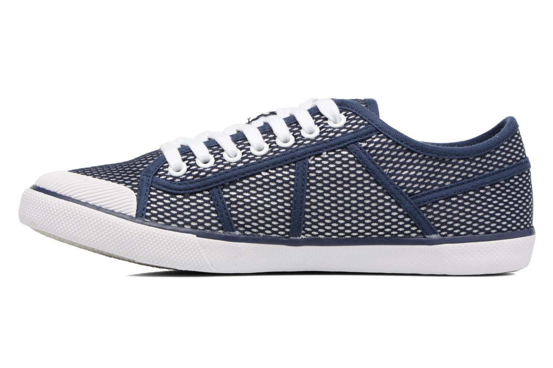 Sneaker TBS Violay blau ansicht von vorne