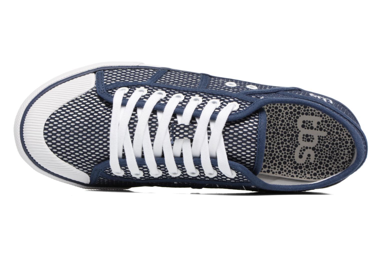 Sneaker TBS Violay blau ansicht von links