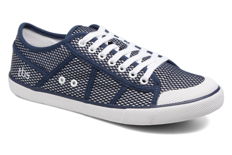 Sneaker TBS Violay blau detaillierte ansicht/modell