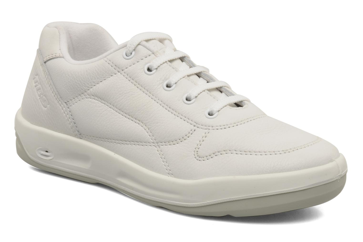 Marques Chaussure homme TBS Easy Walk homme Albana Blanc
