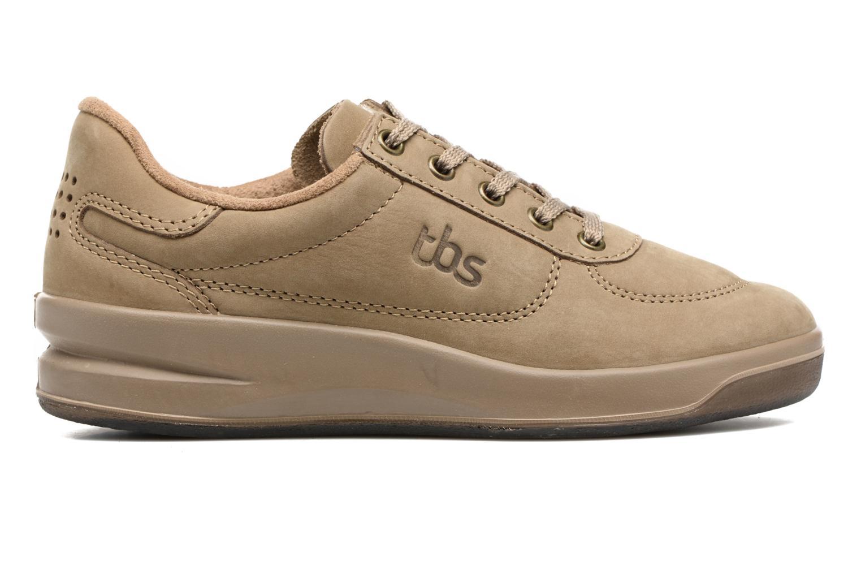 Sneaker TBS Easy Walk Brandy braun ansicht von hinten