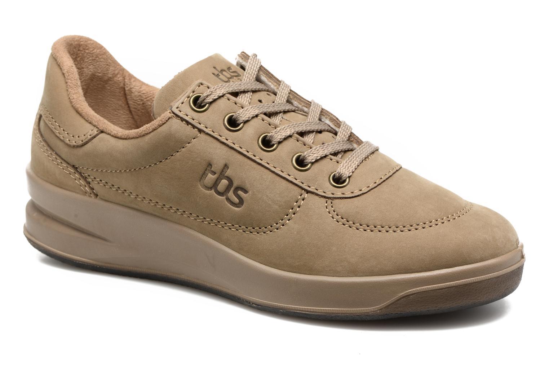 Baskets TBS Easy Walk Brandy Marron vue détail/paire