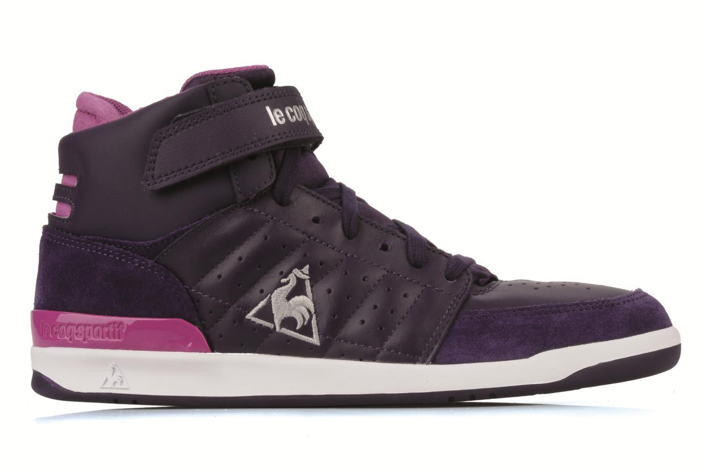 Sneakers Le Coq Sportif Diamond Lea/Satin Viola immagine posteriore