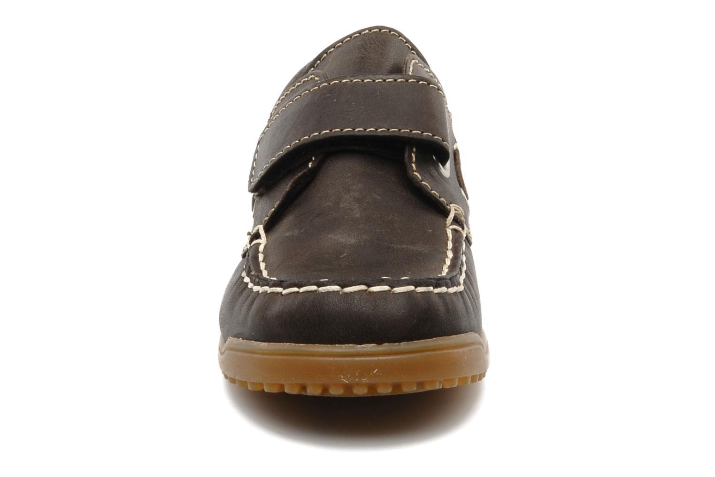 Mocassins Naturino Mathieu Marron vue portées chaussures