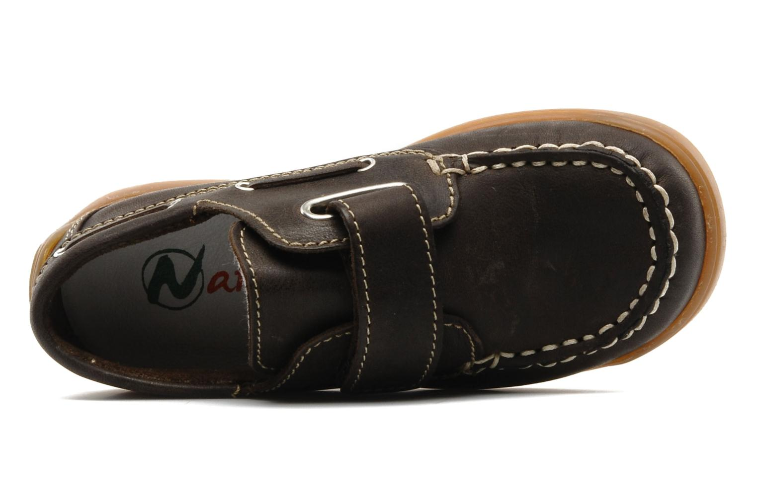 Mocassins Naturino Mathieu Bruin links