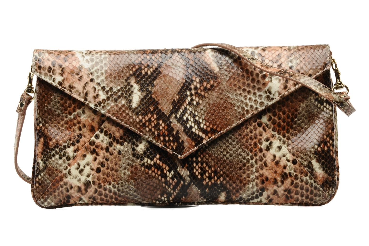 Clutch bags L.K. Bennett LEOLA Pink detailed view/ Pair view