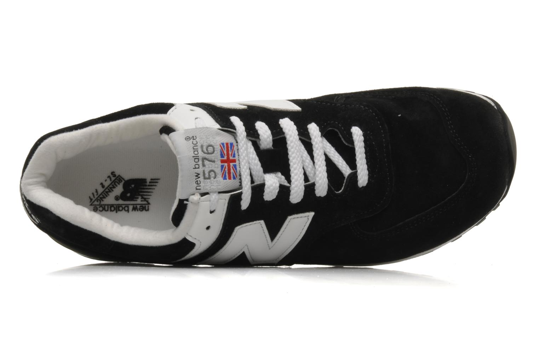 Sneakers New Balance M576 Zwart links