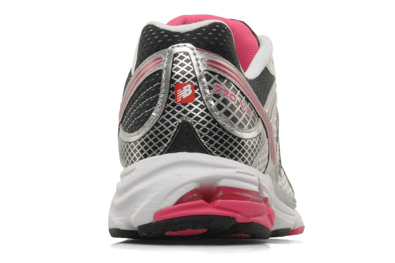 Chaussures de sport New Balance W770 Gris vue droite