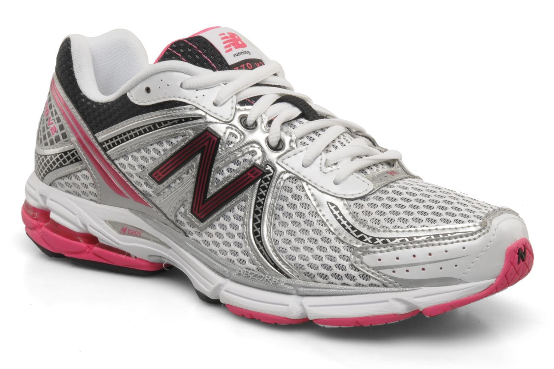 Chaussures de sport New Balance W770 Gris vue détail/paire