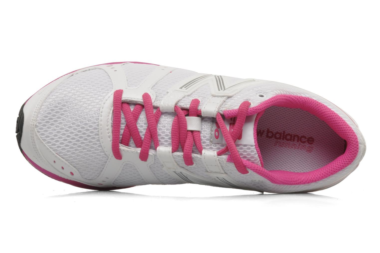Chaussures de sport New Balance W690 Blanc vue gauche