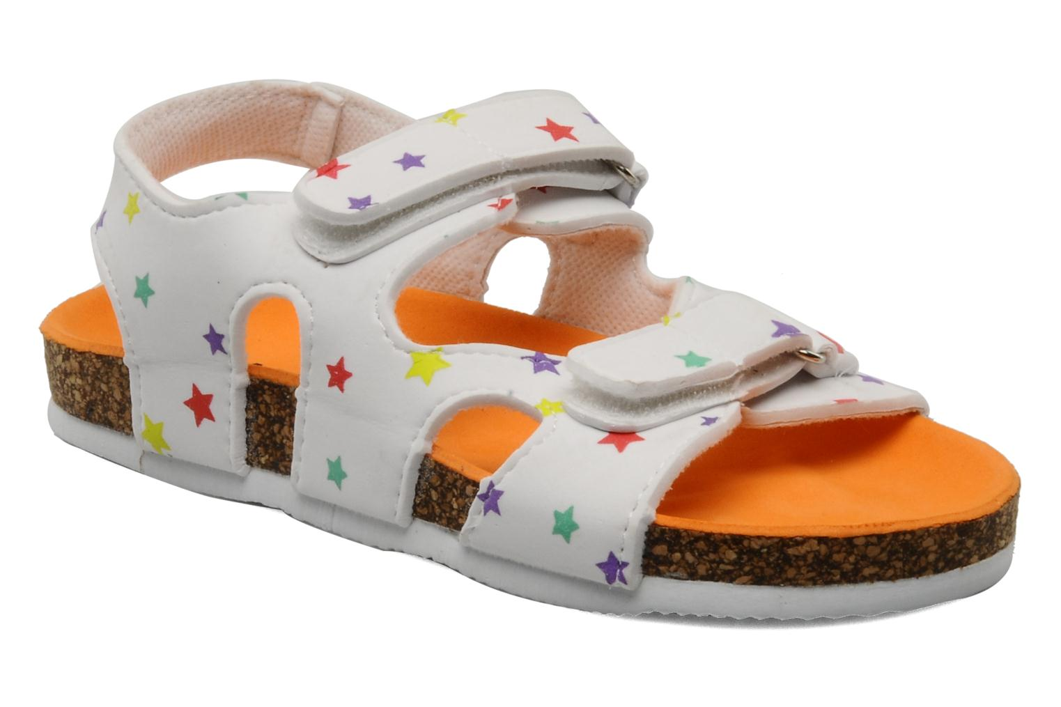Sandalen Little Marcel Clown Multicolor detail
