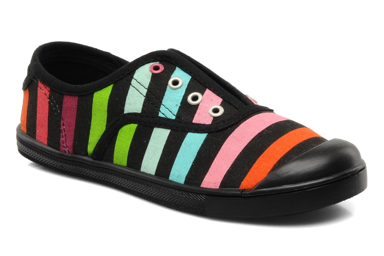 Sneakers Little Marcel Benistic Print Multicolor detail