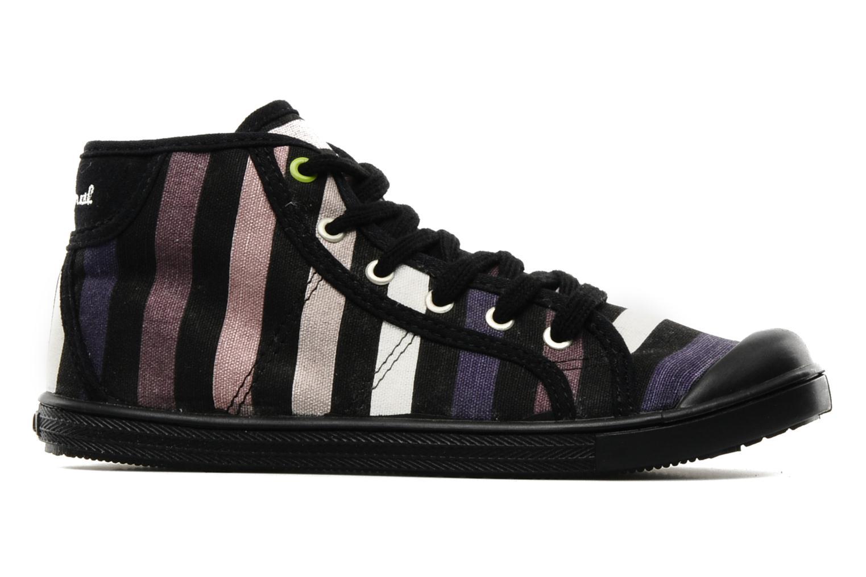 Sneaker Little Marcel Benikup Print mehrfarbig ansicht von hinten