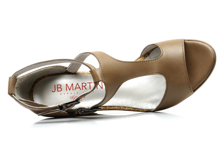 Sandalen JB MARTIN Nabou Beige links
