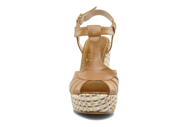 Sandaler JB MARTIN Inite Brun bild av skorna på