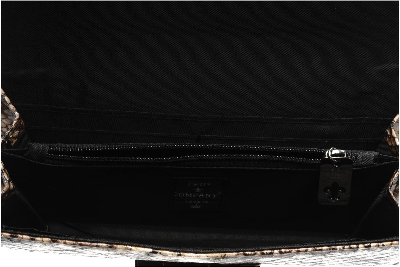 Pelletteria Friis & company Hot Snake Wallet Marrone immagine posteriore
