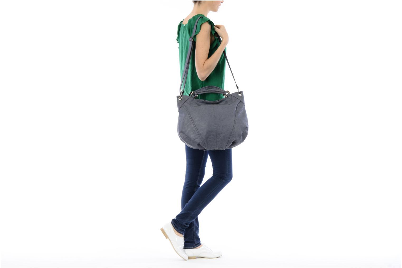Handtaschen Esprit Betty Big City bag grau ansicht von oben