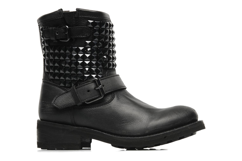 Bottines et boots Ash Titan Noir vue derrière