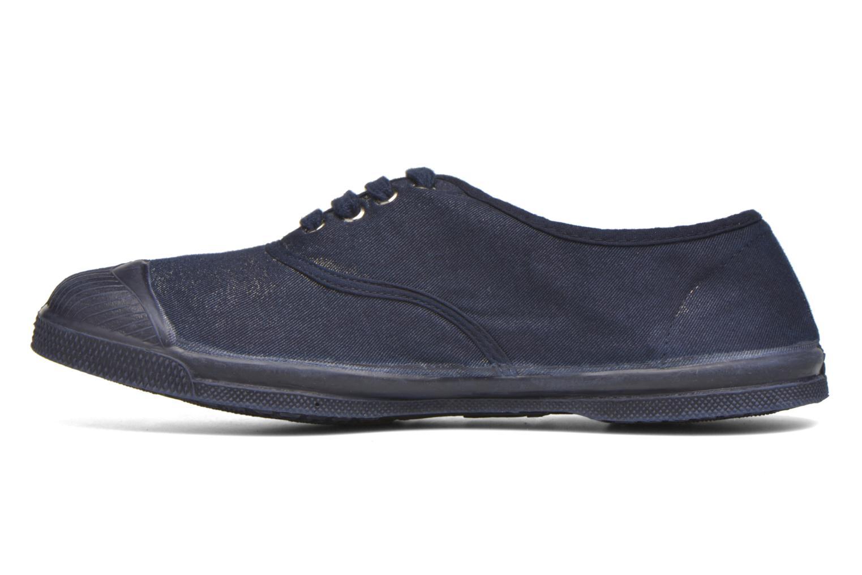 Sneaker Bensimon Tennis Colorsole blau ansicht von vorne