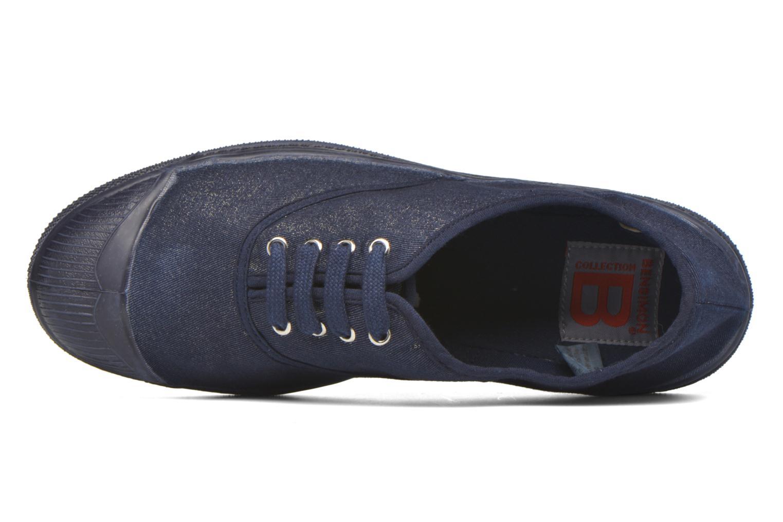 Sneaker Bensimon Tennis Colorsole blau ansicht von hinten