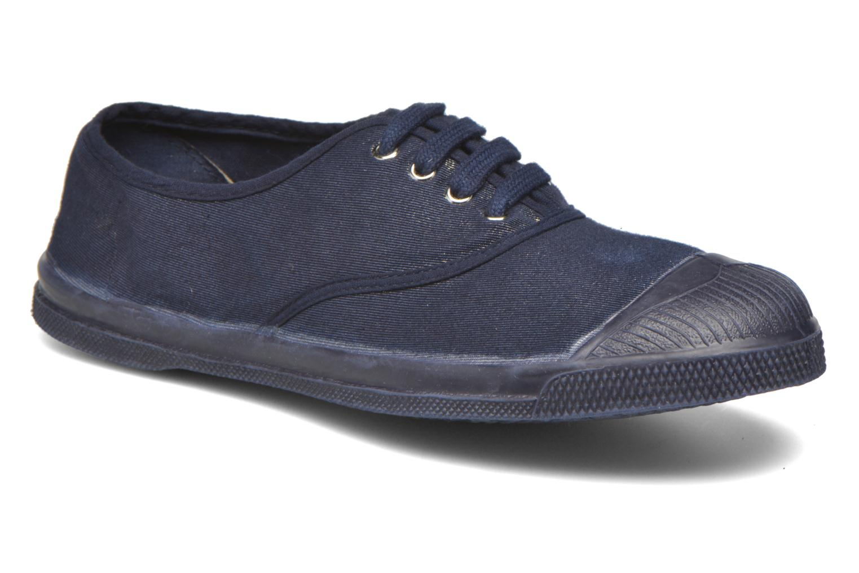 Sneaker Bensimon Tennis Colorsole blau detaillierte ansicht/modell