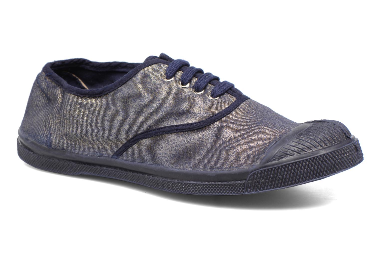 Bensimon - Damen - Tennis Colorsole - Sneaker - blau BuPN1S