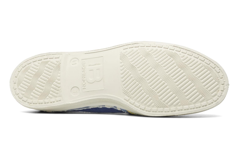 Sneakers Bensimon Tennis Tommy H Blauw boven