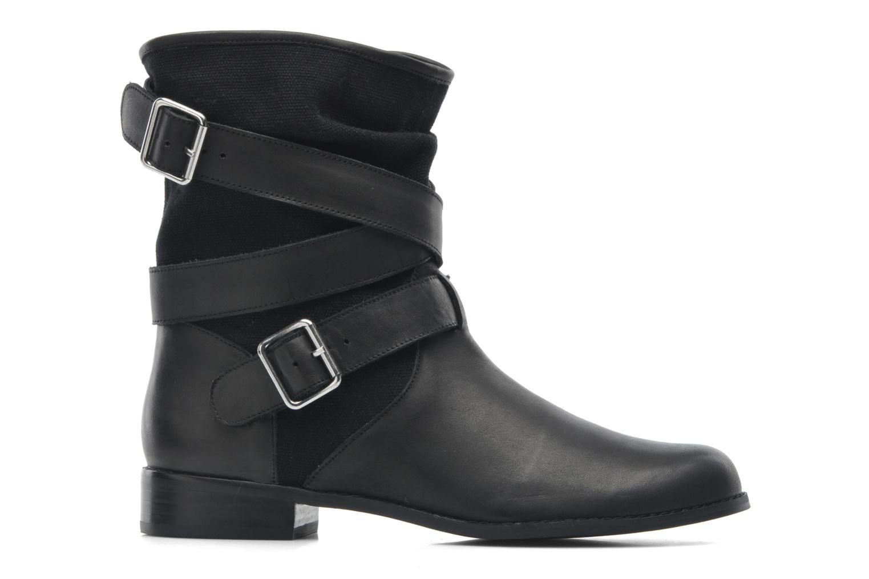 Bottines et boots Mellow Yellow Badilla Noir vue derrière