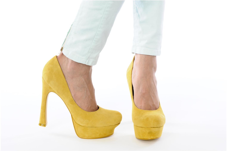 Zapatos de tacón Kelsi Dagger Abrielle Azul vista de abajo
