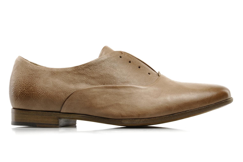 Chaussures à lacets Sartore Saber Marron vue derrière