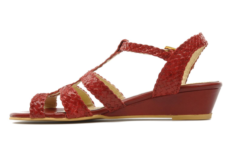 Sandali e scarpe aperte Arima pour Elle Judy Rosso immagine frontale