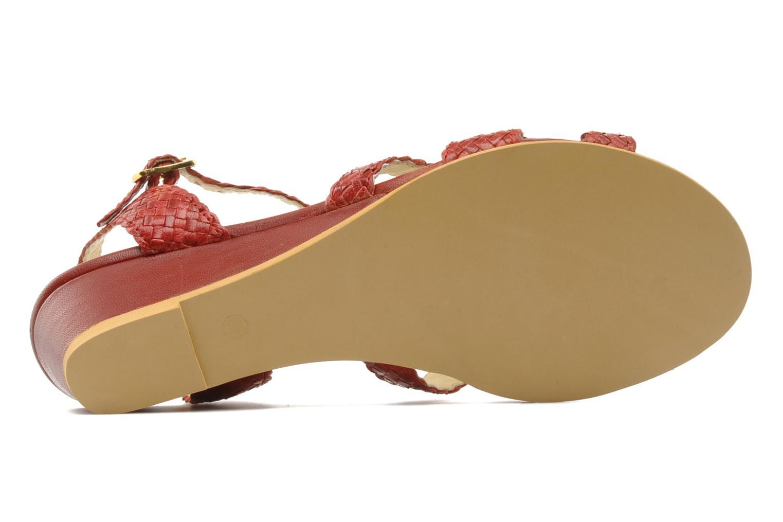 Sandali e scarpe aperte Arima pour Elle Judy Rosso immagine dall'alto