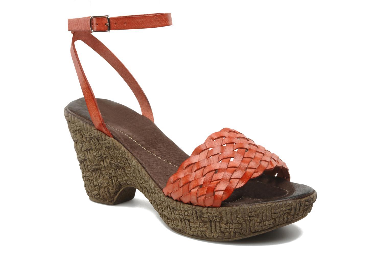 Sandali e scarpe aperte Arima pour Elle Panache Arancione vedi dettaglio/paio