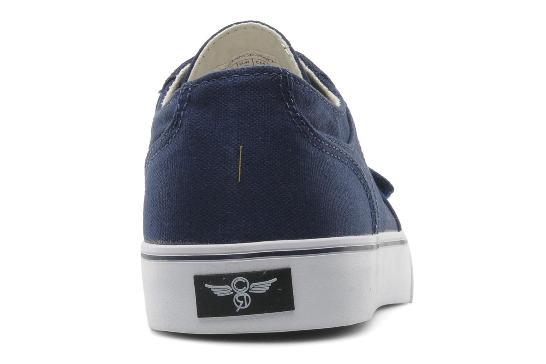 Sneakers Creative Recreation C Cesario Lo XVI Blauw rechts