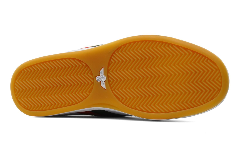 Sneakers Creative Recreation Dicoco Lo Bianco immagine dall'alto