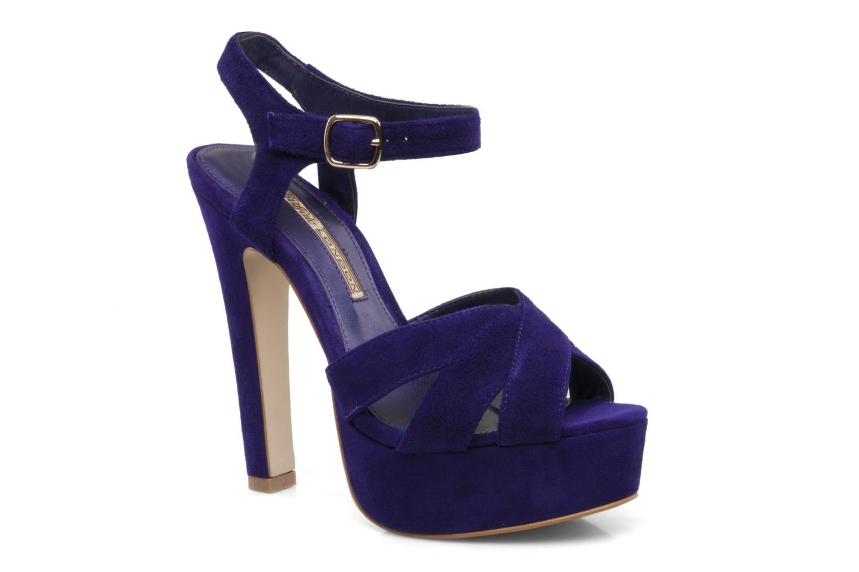 Sandalen Buffalo Lizy lila detaillierte ansicht/modell