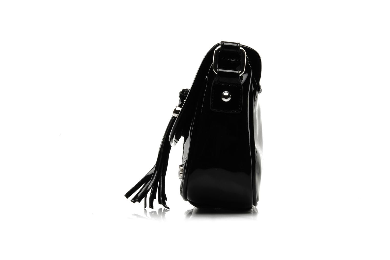Handtaschen Buffalo Pipa schwarz schuhe getragen