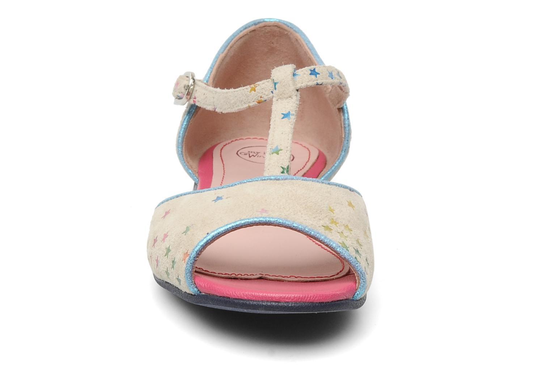 Sandales et nu-pieds Annabel Winship Jack Blanc vue portées chaussures