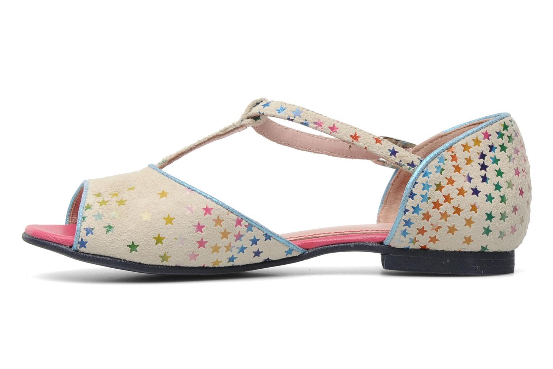 Sandales et nu-pieds Annabel Winship Jack Blanc vue face