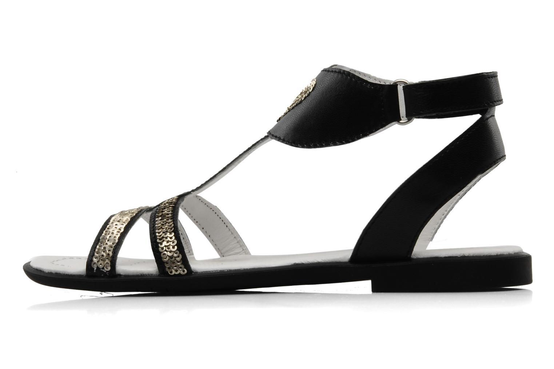 Sandales et nu-pieds Primigi Soledad Noir vue face