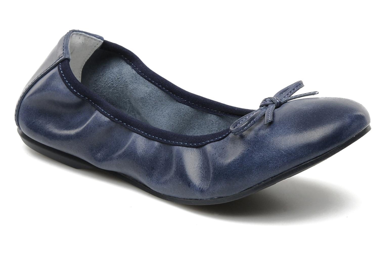 Ballerinas Primigi Veridiana blau detaillierte ansicht/modell