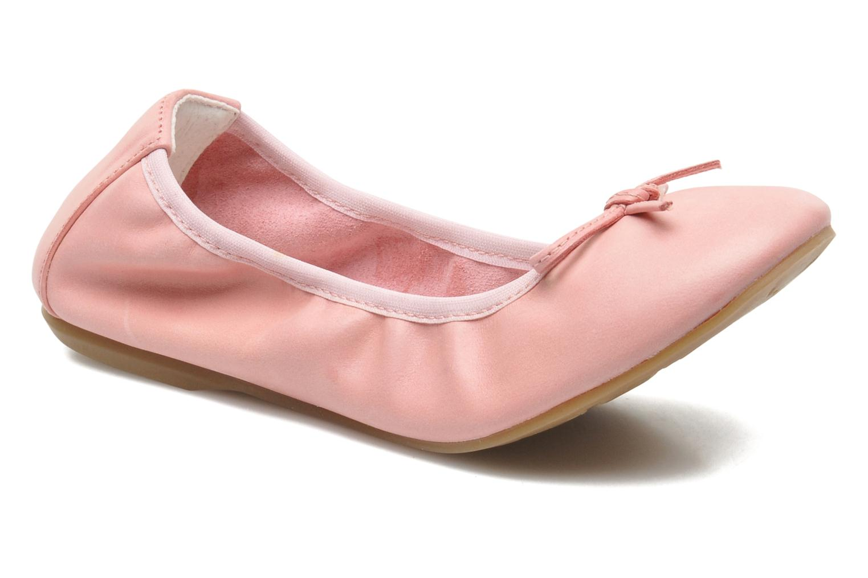 Ballerinas Primigi Veridiana rosa detaillierte ansicht/modell