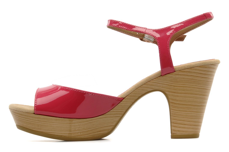 Sandals Unisa Ontral ve Pink front view