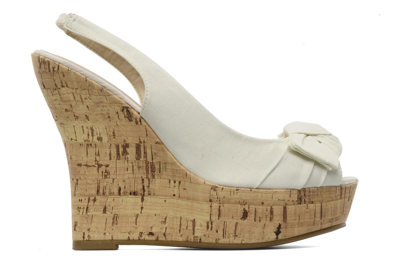 Sandalen Latinas Lignee beige ansicht von hinten