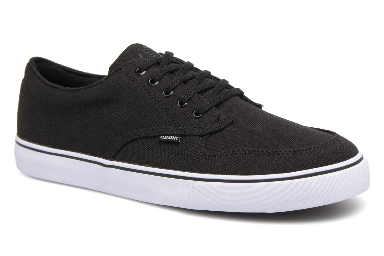 Chaussures de sport Element Topaz C3 Noir vue détail/paire