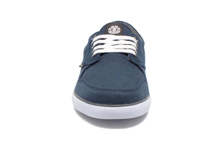 Sneaker Element Topaz blau schuhe getragen