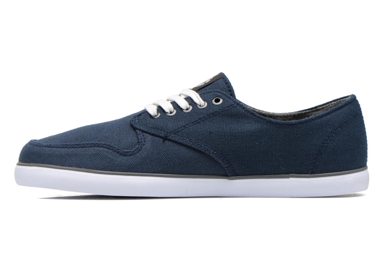 Sneaker Element Topaz blau ansicht von vorne