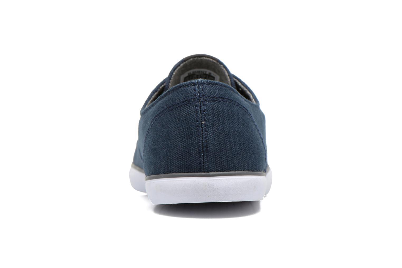 Sneaker Element Topaz blau ansicht von rechts
