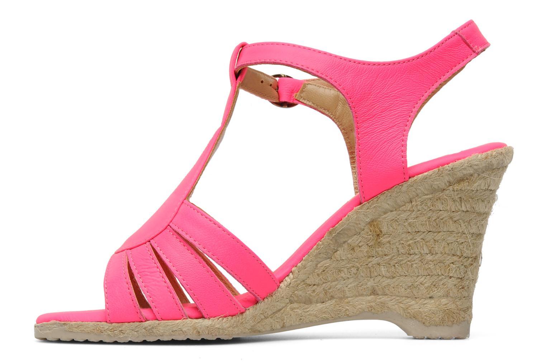 Sandales et nu-pieds Pare Gabia Assana Rose vue face